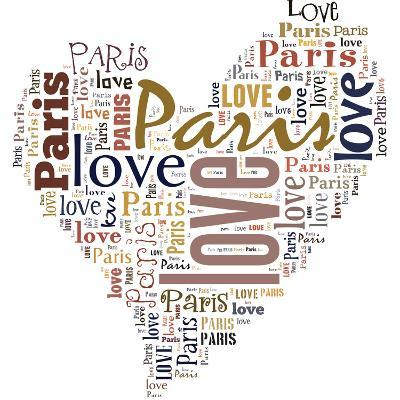 I Love Paris!-alanuster-Art Print