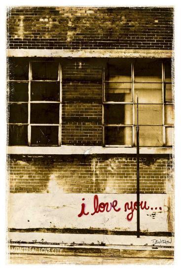 I Love You I-Pascal Normand-Art Print