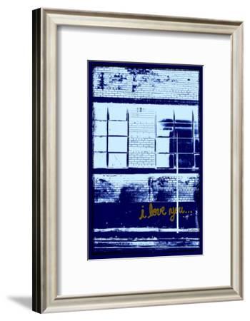 I Love You-Pascal Normand-Framed Art Print