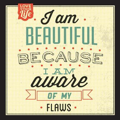 I'm Beautiful-Lorand Okos-Art Print