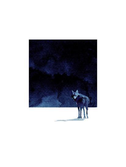 I'm Going Back-Robert Farkas-Art Print