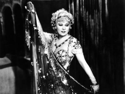 I'm No Angel, Mae West, 1933--Photo