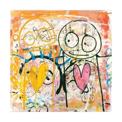 I Really Love You-Poul Pava-Art Print
