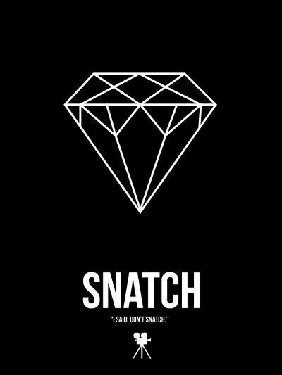 I Said: Don't Snatch-David Brodsky-Art Print