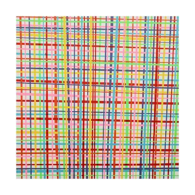 I Saw Pretty Lines- Tate Sisters-Giclee Print
