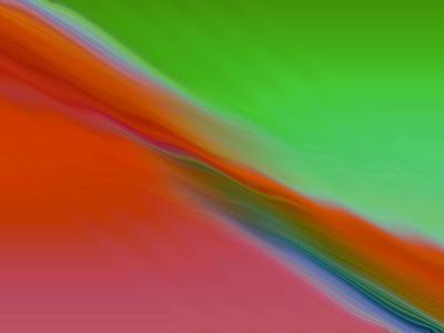 I See Color-Ruth Palmer-Art Print