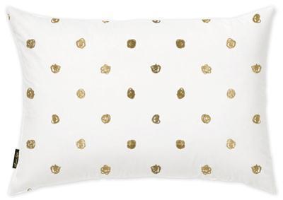 I See Polka Dots Throw Pillow