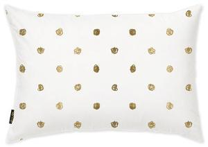 I See Polka Dots Throw Pillow