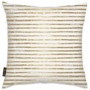 I See Stripes Throw Pillow