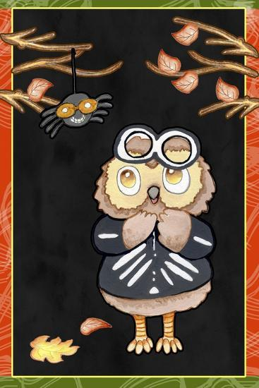 I Spy a Spider-Valarie Wade-Giclee Print