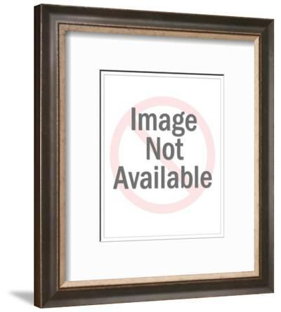 """""""I understand that sevent-five percent of those who've been in the pound e?"""" - Cartoon-Leo Cullum-Framed Premium Giclee Print"""