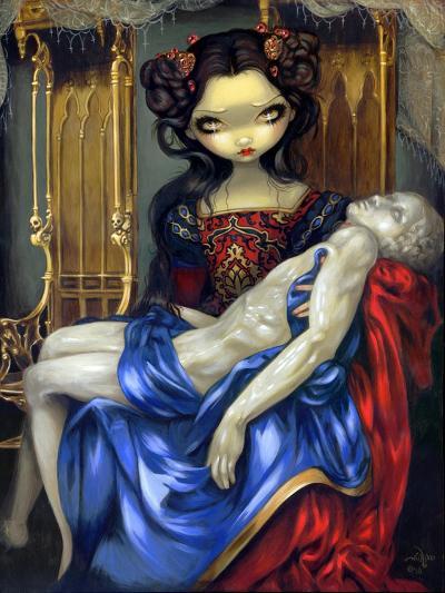 I Vampiri: Pieta-Jasmine Becket-Griffith-Art Print