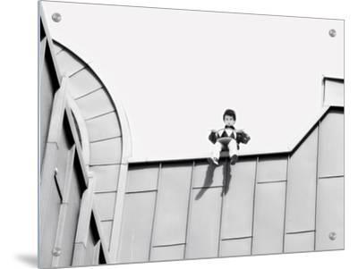 Puppet on a Building, Koln, German