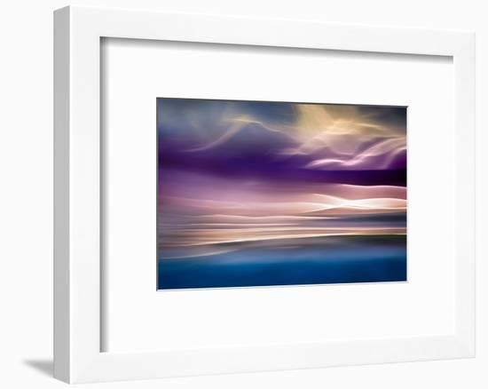I Want to See Mountains-Ursula Abresch-Framed Photographic Print