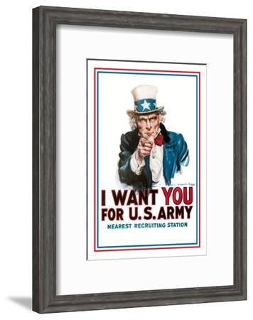 I Want You For The U S Army Art Print James Montgomery Flagg Art Com