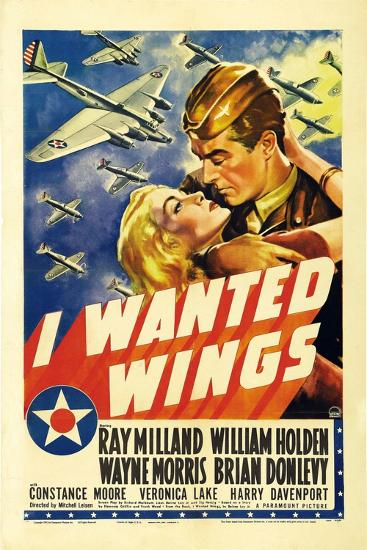 I Wanted Wings, 1941, Directed by Mitchell Leisen--Giclee Print