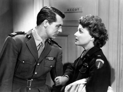 I Was A Male War Bride, Cary Grant, Ann Sheridan, 1949--Photo