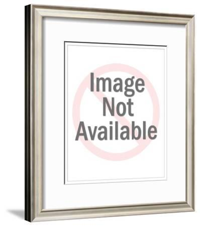 """""""I was just going to say, 'Well, I don't make the rules.' But, of course, ?"""" - New Yorker Cartoon-Leo Cullum-Framed Premium Giclee Print"""