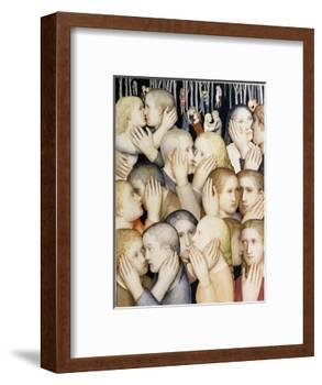 I Went to the Garden of Love', 2000-Evelyn Williams-Framed Giclee Print