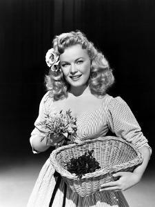 I Wonder Who's Kissing Her Now, June Haver, 1947