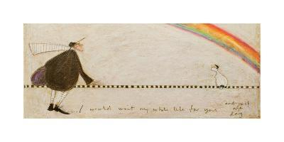 I Would Wait My Whole Life for You-Sam Toft-Giclee Print