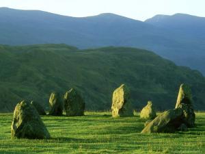 Castlerigg Stone Circle, England by Iain Sarjeant