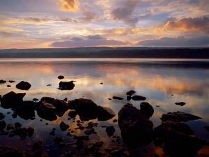 Loch Ness at Dawn by Iain Sarjeant