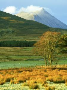 Morven from Braemore, Scotland by Iain Sarjeant