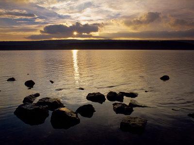 Sunrise Over Loch Ness, Inverness-Shire