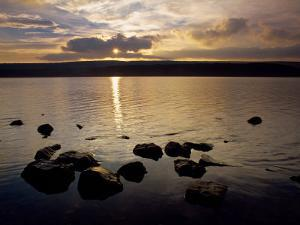 Sunrise Over Loch Ness, Inverness-Shire by Iain Sarjeant