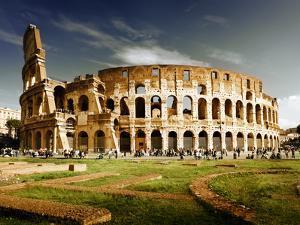 Colosseum in Rome, Italy by Iakov Kalinin