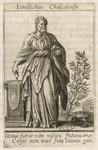 Iamblichus Syrian Neoplatonist Philosopher and Magician