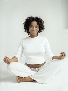 Yoga In Pregnancy by Ian Boddy
