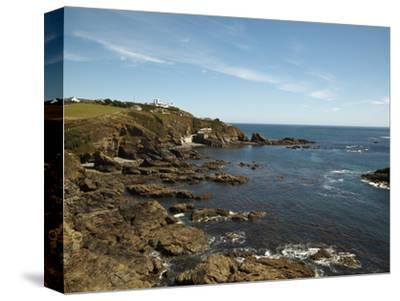 Lizard Point Lighthouse and Lifeboat House, Most Southern Point on Mainland Britain, England