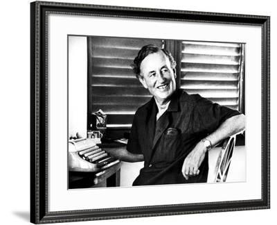 Ian Fleming--Framed Photographic Print