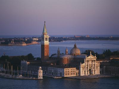 San Giorgio Maggiore, Venice, Italy. Renaissance Palladian Church