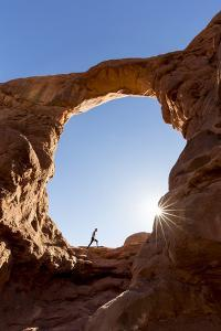 Arches National Park, Utah: Window Rock by Ian Shive