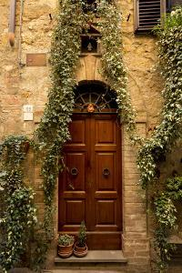 Doorway In Tuscany by Ian Shive