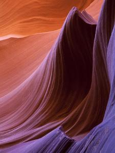 Lower Antelope Canyon Rock Formations by Ian Shive