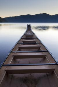 Olympic National Park, Washington: Lake Crescent At Sunrise by Ian Shive