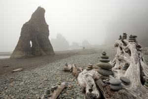Olympic National Park, Washington: Ruby Beach by Ian Shive