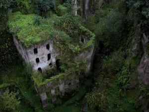 Sorrento, Italy: the Old Mill Located Near the Heart of Sorrento. by Ian Shive
