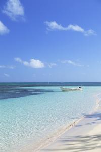 Blue Lagoon, Nacula Island, Yasawa Islands, Fiji by Ian Trower