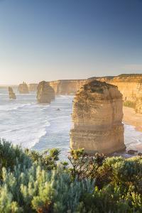 Twelve Apostles, Port Campbell National Park, Great Ocean Road, Victoria, Australia by Ian Trower