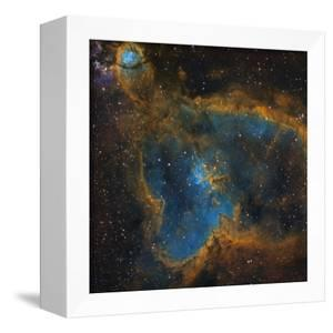 Ic 1805, the Heart Nebula
