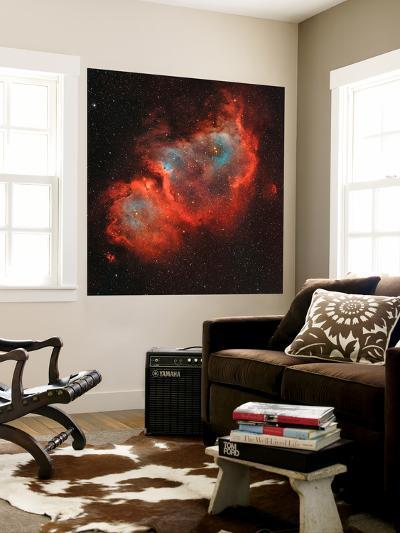IC 1848, the Soul Nebula-Stocktrek Images-Wall Mural