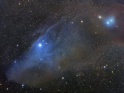 Ic 4592 and Ic 4601 Reflection Complex in Scorpius-Robert Gendler-Photographic Print