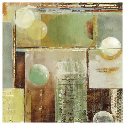 Ice and Bubbles II-Carmen Dolce-Art Print