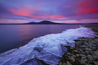Ice and Fire-Vadim Balakin-Photographic Print