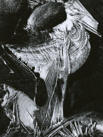 Ice and Rock, Oregon, 1968-Brett Weston-Photographic Print